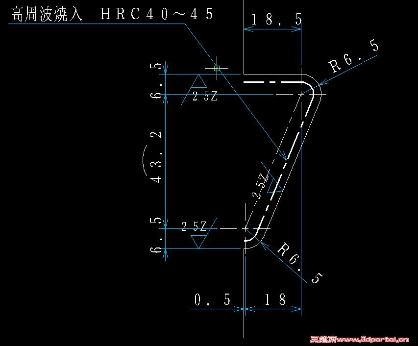 4 G! N; H5 M: M: O能否用客户提供的展开图曲线做路径? ! W( A; w2 1 N, N p当然可以啊,你仔细想想,那路径展开后不就是一条直线么? / O! Y* Q3 U6 z( Y3 u2 F+ ?我用螺旋线展开后也是一条直线,实在不放心你也可以把客户的曲线包覆在圆柱上做路径的。