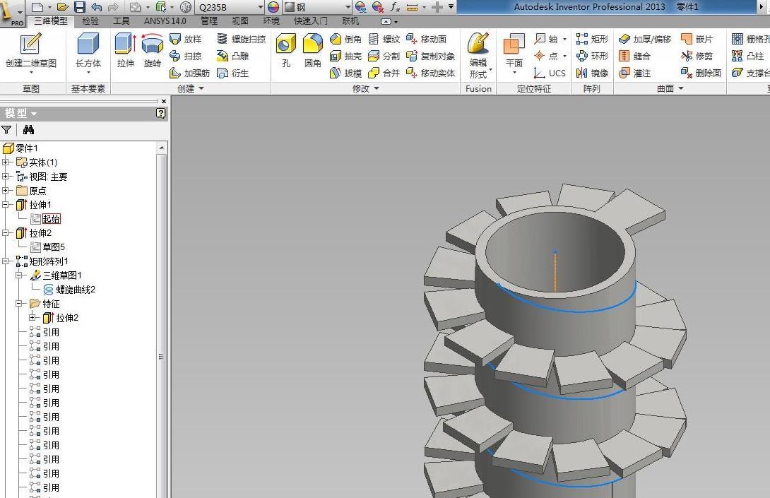 掌握inventor高级设计技巧 提升产品设计效率